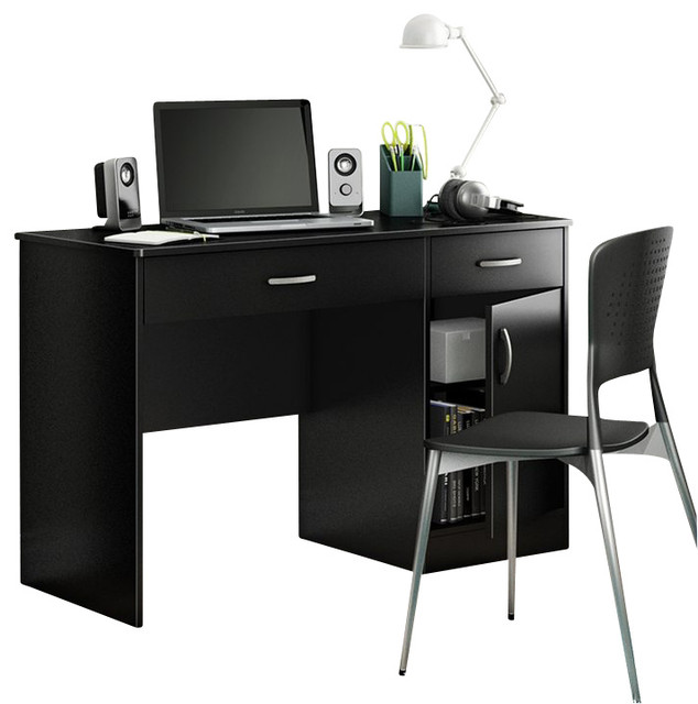 28+ [ Black Small Desk ] | Black Desk Small Black Desk,Printer S .