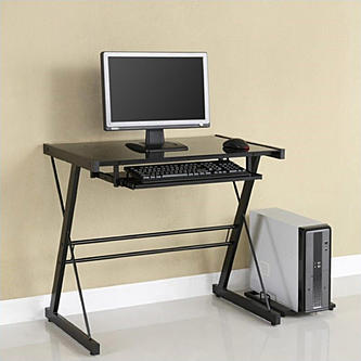 Scranton & Co Small Steel Computer Desk - Sears Marketpla