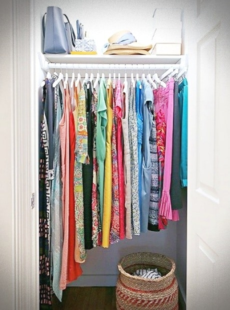 Tips & Tricks to Master Your Closet Organization and Feel Great .