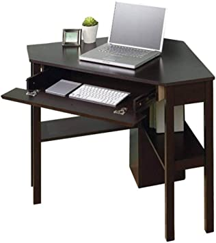 Amazon.com: Corner Desk for Small Space at Home Computer Desk Home .