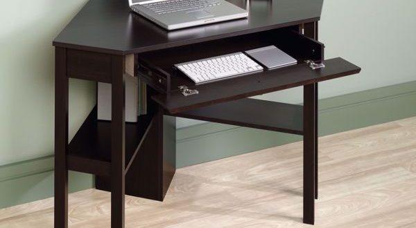 Beginnings Corner Computer Desk Cinnamon Cherry * | 412314 .