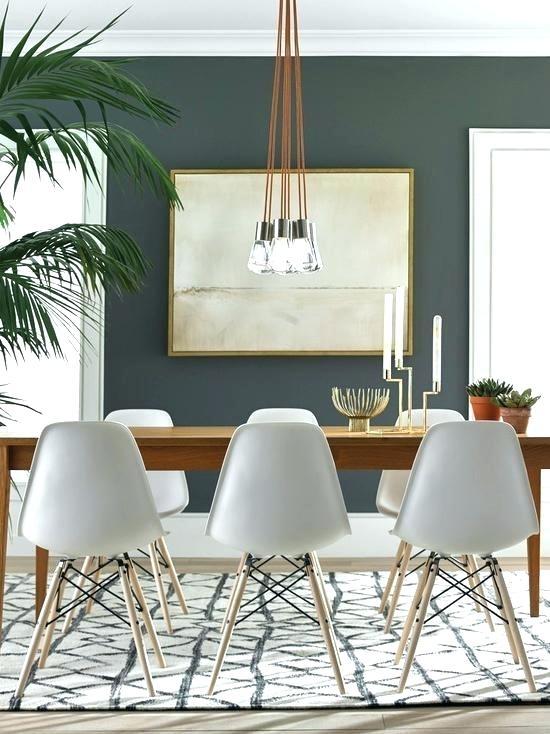 Dark Dining Room Table Ideas Big Artwork Brown Sets – Saltandblu