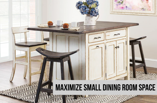7 Dining Table Ideas for Small Dining Room Spaces | Countrysi