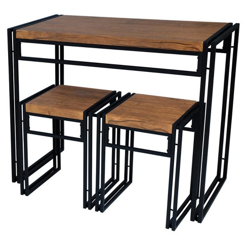 Urban Small Dining Table Set - Urb SPACE : Targ