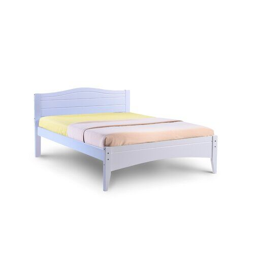 Shalon Bed Frame with Mattress Ebern Designs Size: Small Double (4 .