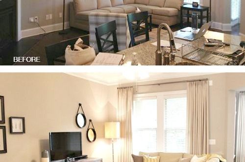 Ideas For Small Living Room Furniture Arrangements | Small living .