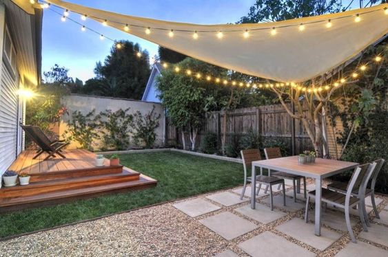 Small Patio Ideas: 21+ Simple Designs on a Budget - Famedecor.c
