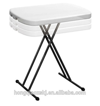China Supplier Small Plastic Folding Study Table|kids Plastic Desk .