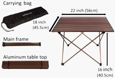 What is the Best Folding Camping Table in 2020? - Camp Addi