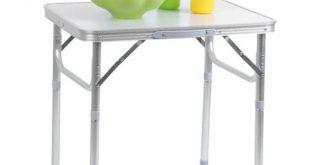 UBesGoo Portable Small Size Folding Aluminum Height Adjustable .