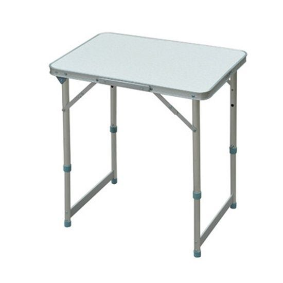 "Small Picnic Camping Table 23.5"" x 17.5"" Folds Up Portable Carry ."