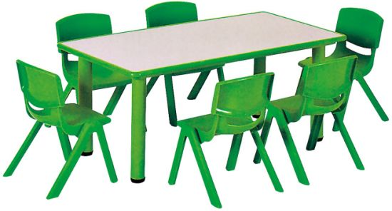 China Small Kids Party Table with Chairs Set - China Durable .