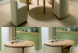 Round Dining Table & Chairs for Small Homes | Dining table chairs .