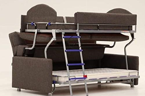 Convertible Sofa Bunk Bed: Amazon.c