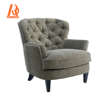 New designs of hotel room single sofa chair sofa half round, View .