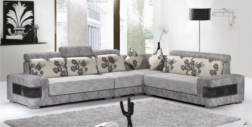 2018-Ultra-Modern-Sofas-Set-for-Living-Room.jpg (830×420) | Sofa .