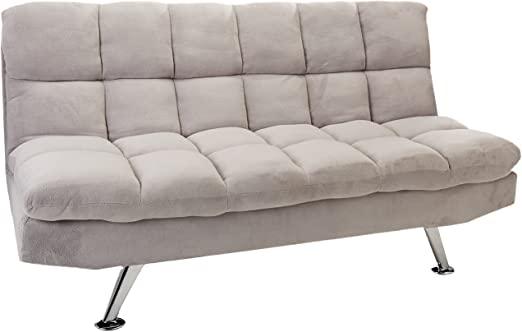 Amazon.com: Coaster Home Furnishings Sofa Bed Dark Grey: Kitchen .