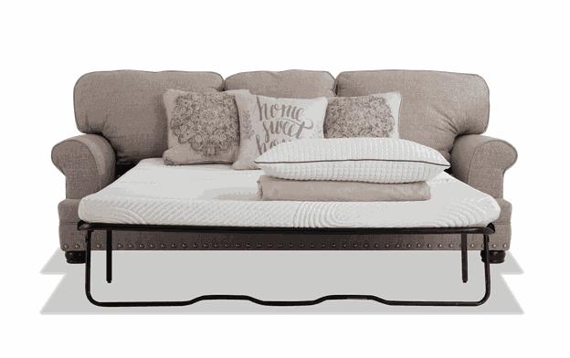 Charleston Bob-O-Pedic Queen Sleeper Sofa | Bobs.c