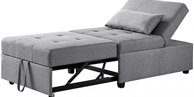 Amazon.com: Powell Furniture Boone Convertible Sofa Bed Sofabed .
