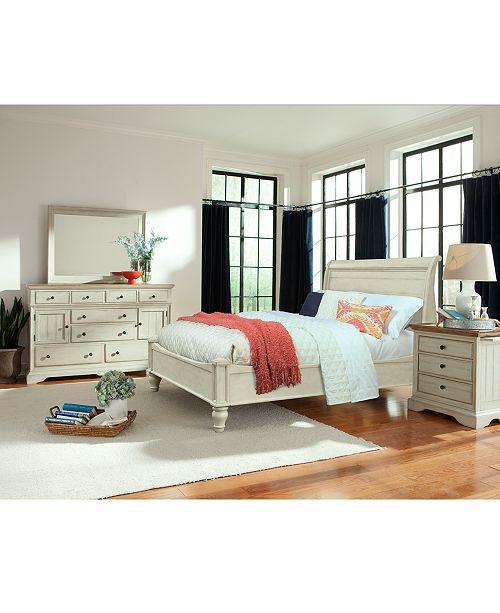 Furniture Cottage Solid Wood Bedroom Furniture Collection .
