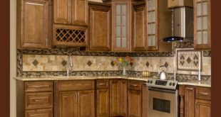 10x10 All Solid Wood KITCHEN CABINETS Villa Cherry RTA for sale .