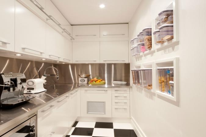 Space Saving Ideas for Small Kitchens | LoveToKn