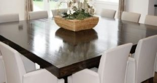 Square Dining Room Table Seats 8 for 2020 - Ideas on Fot