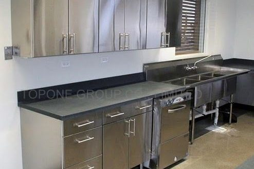 Stainless Steel Kitchen Cabinets - Stainless Kitchen Cabinet ALL .