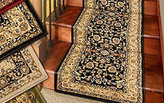 Amazon.com: Marash Luxury Collection 25' Stair Runner Rugs Stair .
