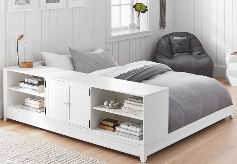 10 Modern Storage Beds that can Solve your Storage Issu