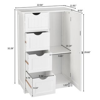 Buy Bathroom Cabinets & Storage Online at Overstock | Our Best .