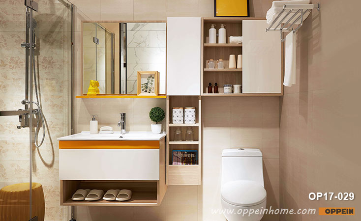 Over the Toilet Storage Bathroom Cabinet OP17-029- OPPEIN | The .