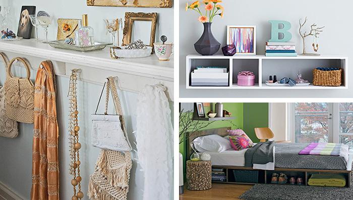 Storage Ideas For Bedroom – storiestrending.c