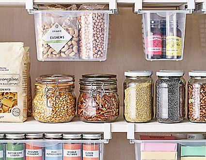 Kitchen Storage Solutions & Organisi