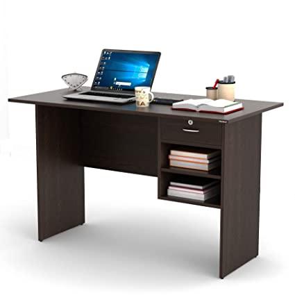 BLUEWUD Amalet Engineered Wood Study Table, Laptop, Computer Table .