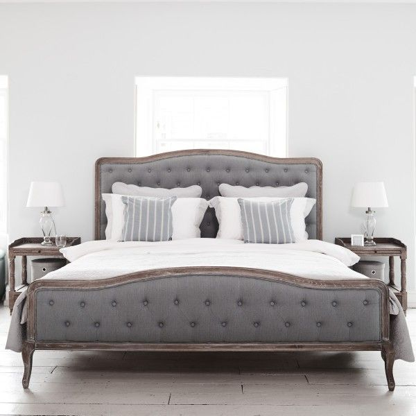 Our super King size Chantal bed is a timeless piece of elegance .