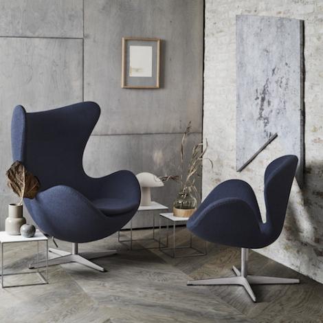Fritz Hansen – Swan Chair – design Arne Jacobsen, 19