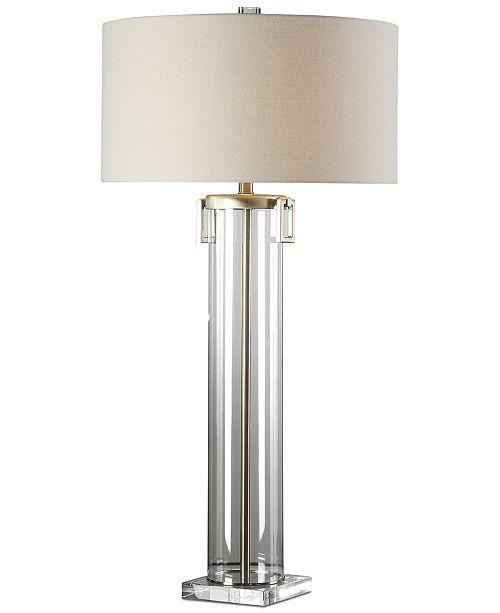 Uttermost Monette Tall Table Lamp & Reviews - All Lighting - Home .