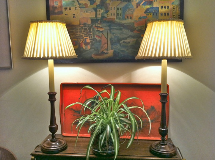 Tall Table Lamps for Living Room To Light Up Your Living Room .