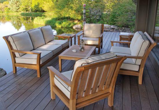 Things to be Aware of When Buying Teak Patio Furniture - CK Van