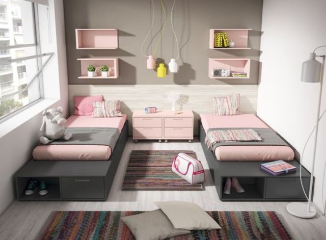 Pin on Interiors - Bunk Beds for Ki