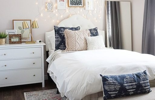 Boho Teen Bedroom - Eclectic - Bedroom - Phoenix - by Kimberley .