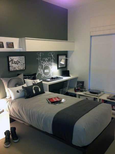Top 70 Best Teen Boy Bedroom Ideas - Cool Designs For Teenage