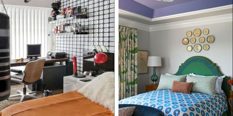 20 Stylish Teen Room Ideas - Creative Teen Bedroom Phot