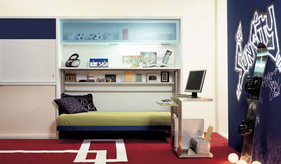 Ideas for Teen Rooms with Small Spa