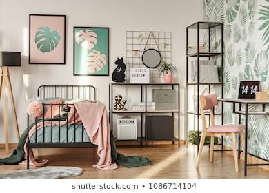 Teenage Bedroom Images, Stock Photos & Vectors | Shuttersto