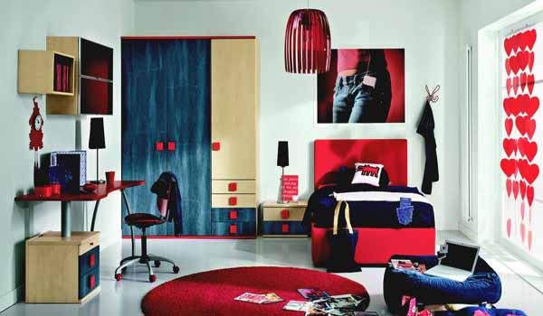 Cool Teenage Bedroom Ideas, Teenage Bedroom Furniture and Stora