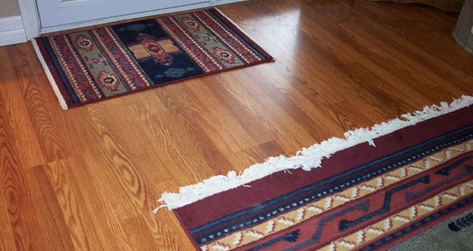 Wash with Wally: How to Wash Throw Rugs - PlanetLaund