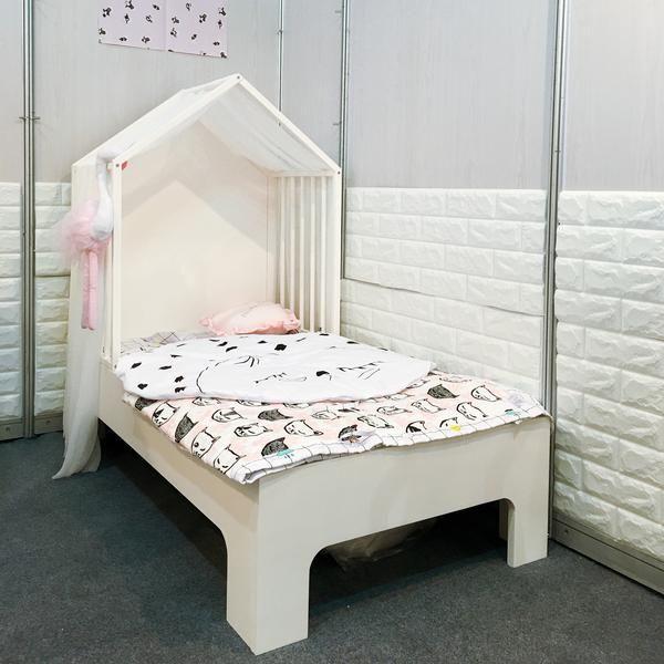 Wooden Toddler Bed house bed+Mattress Set | Wooden toddler bed .