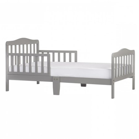 Dream On Me Classic Design Toddler Bed with Mattress - Walmart .